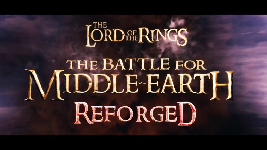 The Lord of the Rings | The Battle for Middle-Earth: Reforged ปล่อยเกมเพลย์แรกแบบจัดเต็ม