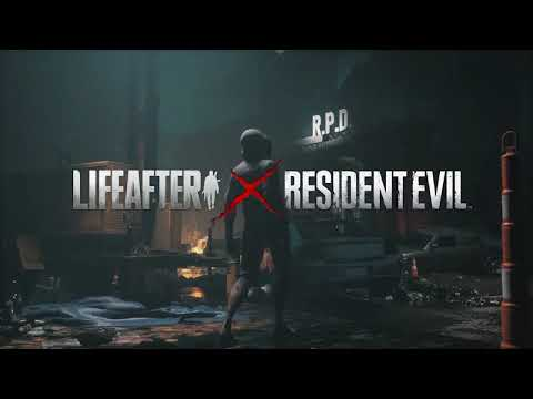 Survival MMO | LifeAfter จับมือร่วมกับ Resident Evil สร้างเกมซอมบี้