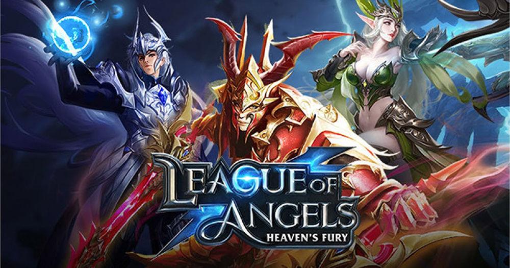 League_of_AngelsHeavens_Fury เกมออนไลน์คลาสสิคเปิดให้เล่นวันนี้