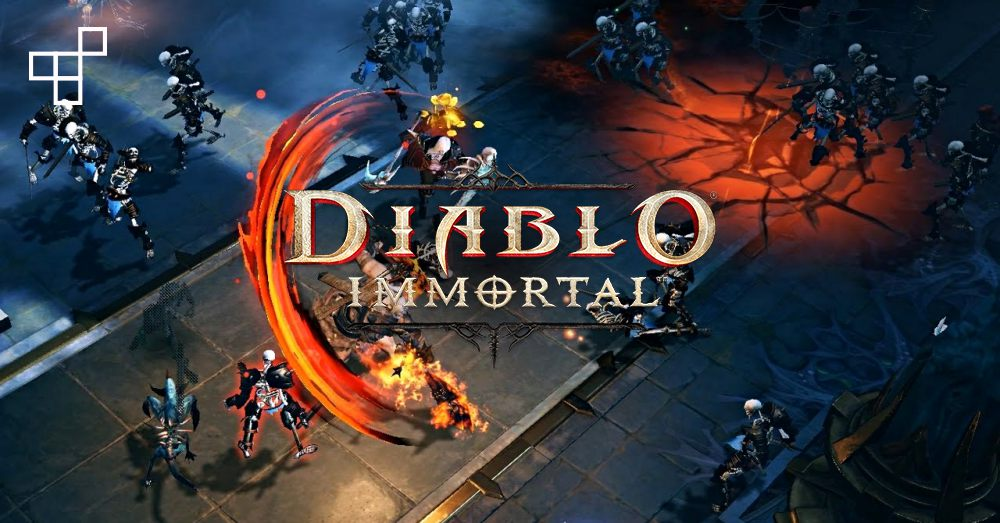 Activision มั่นใจDiablo Immortal จะต้องประสบความสำเร็จอย่างแน่นอน