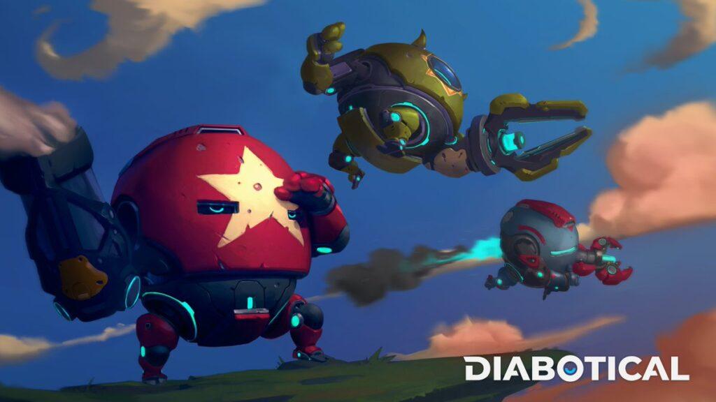 Diabotical เกมออนไลน์ Action Shooting PvP ที่มีหลายโหมดให้เล่นกัน