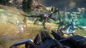 Second Extinction เกมยิงเอาตัวรอดจากฝูงไดโนเสาร์ โชว์เกมเพลย์แบบจัดเต็ม