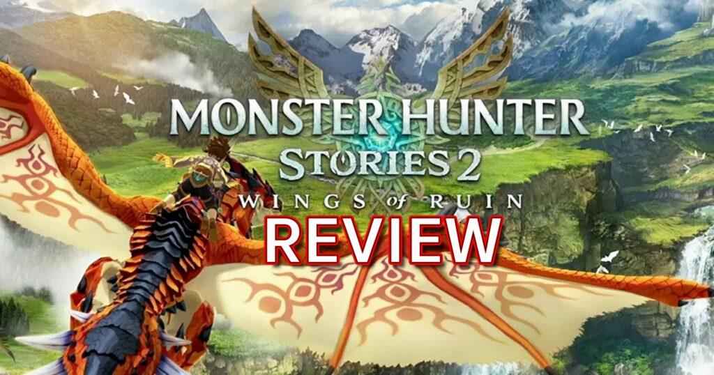 รีวิวMonster Hunter Stories สไตล์อาร์พีจี แต่พกลูกเล่นมาเพียบ