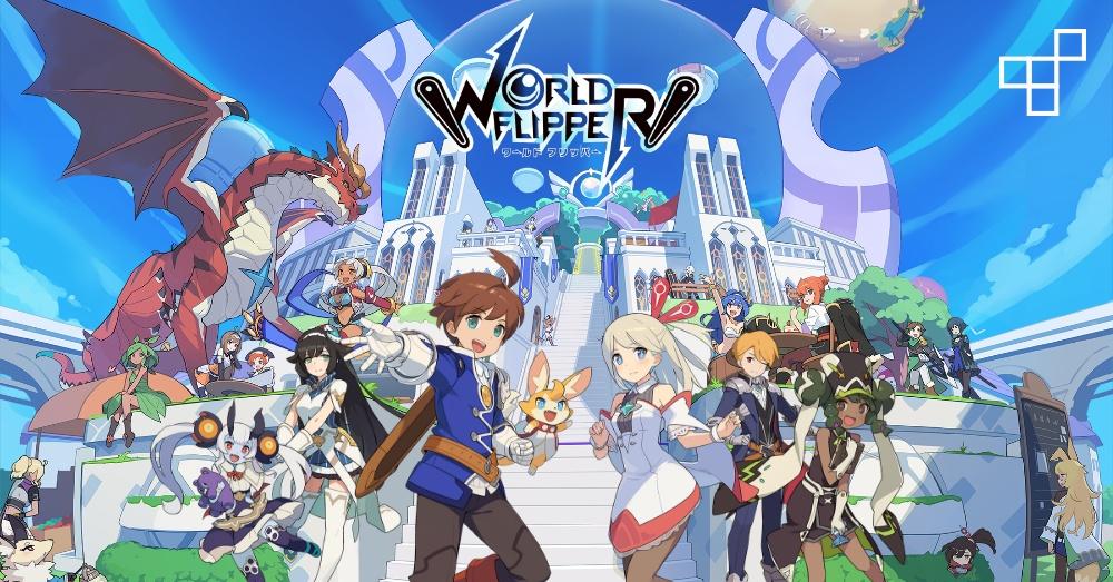 รีวิวเกม World Flipper เกม RPG ต่อสู้ในรูปแบบพินบอล สุดมันส์
