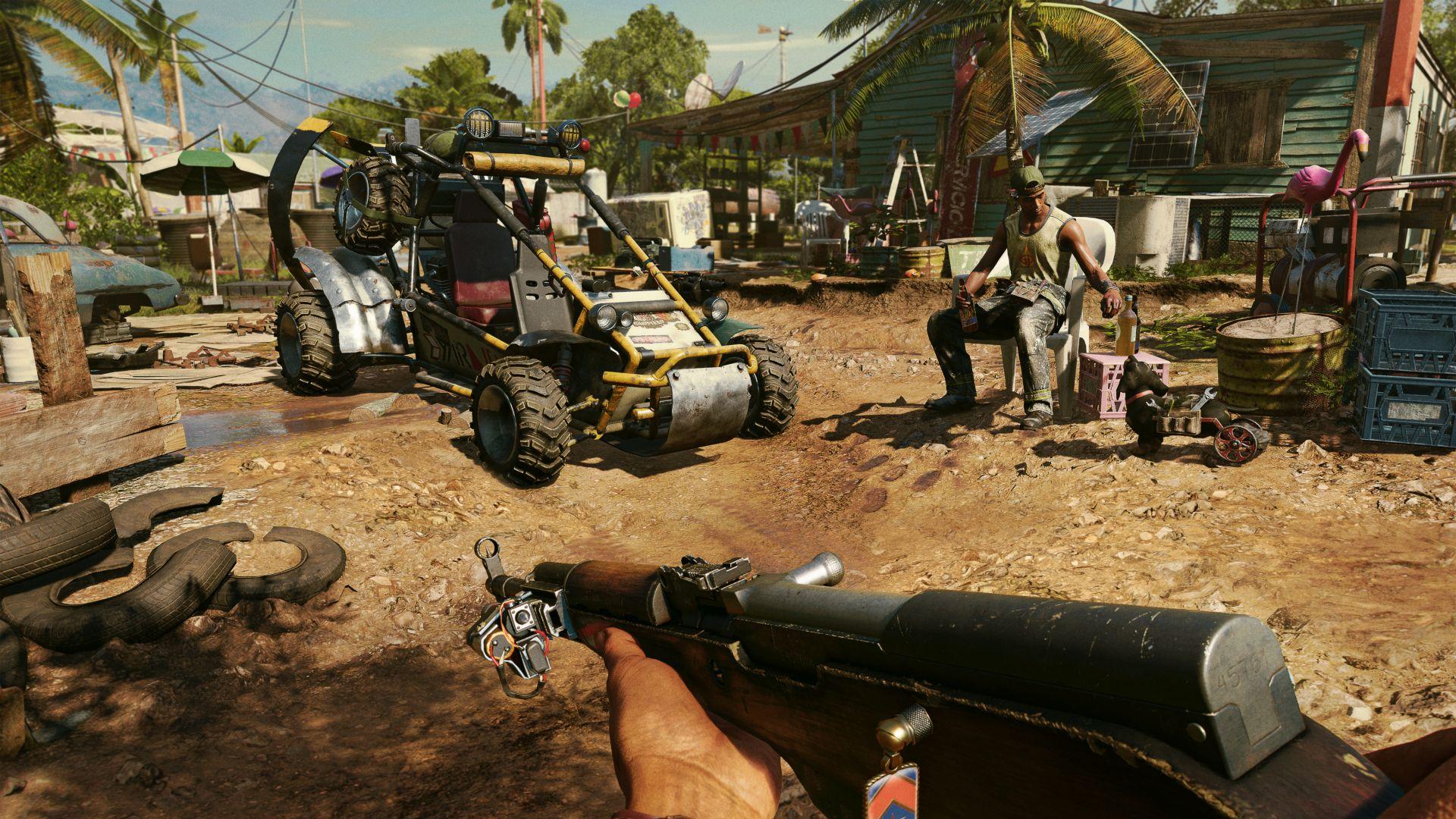 ทดลองเล่นมาแล้ว Far Cry 6 First Impression สาวกต้องอ่าน!