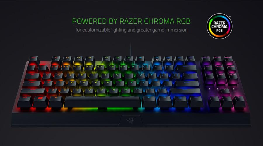 รีวิว Razer Blackwidow V3 Pro คีย์บอร์ดเกมมิ่งตัวท็อป ดีไซน์ใหม่ยกชุด