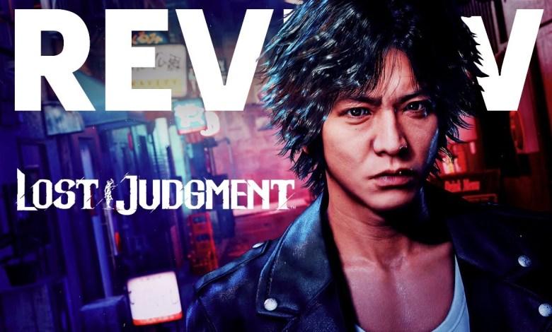 รีวิว Lost Judgment สุดยอดเกมตระกูลยากูซ่า ที่มันส์สุดเหวี่ยง