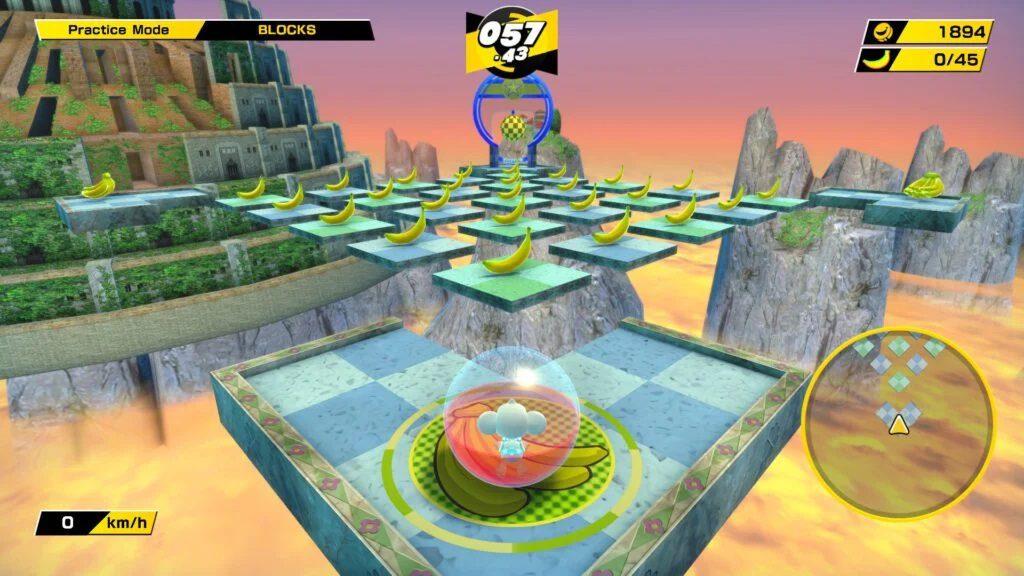 รีวิวเกม Super Monkey Ball Banana Mania ลิงน้อยกลิ้งหลุดโลก